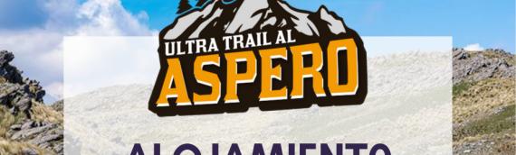 Alojamientos Últra Trail al Áspero