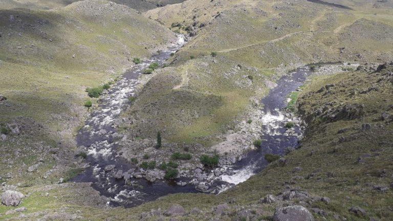 Río Las Letanías
